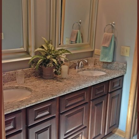 6 Concepts to Customize The Most Private Room, A Master Bathroom Remodel in Naperville