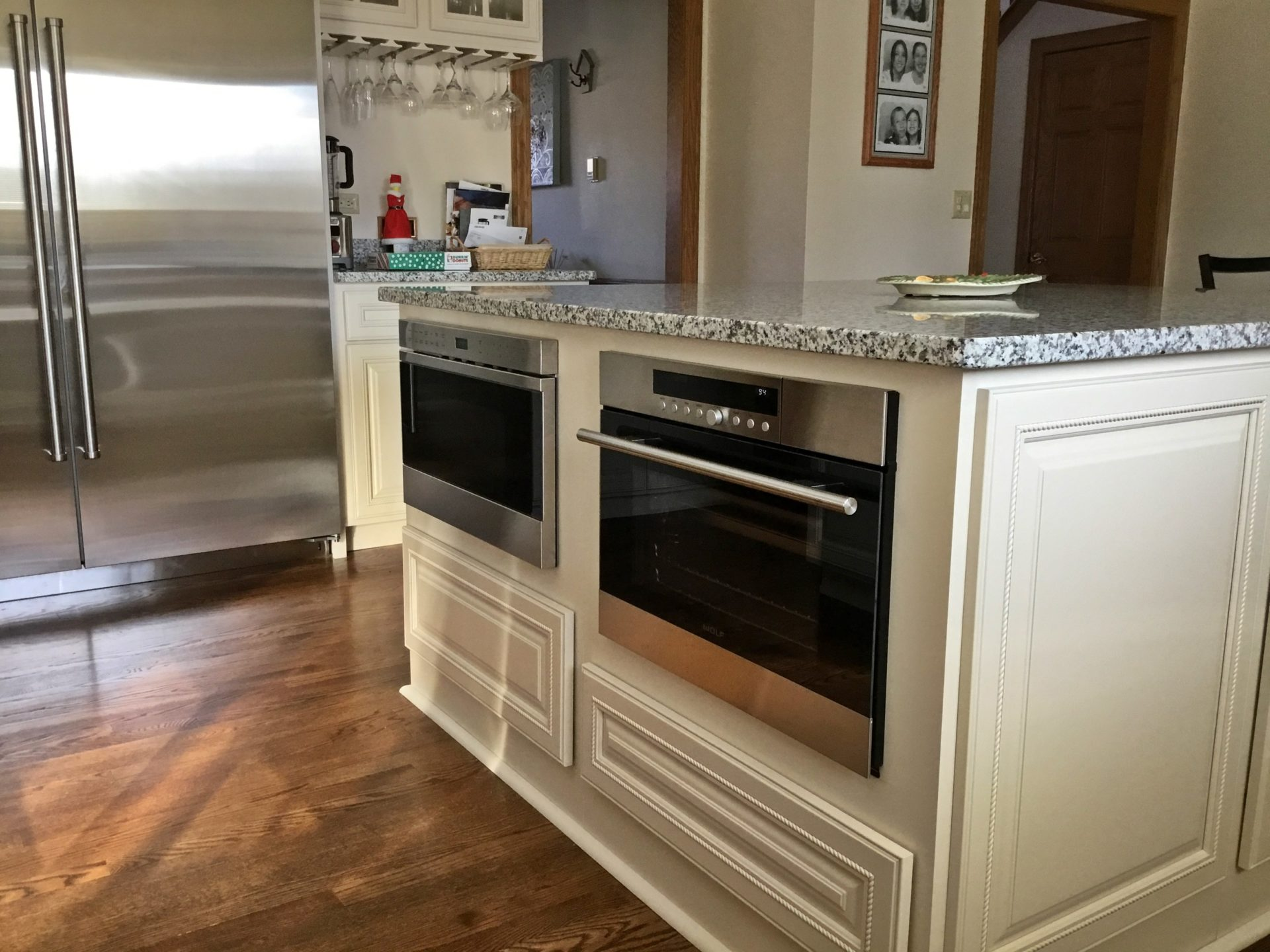 Storage and Finishes - J&J Construction Kitchen Remodeling