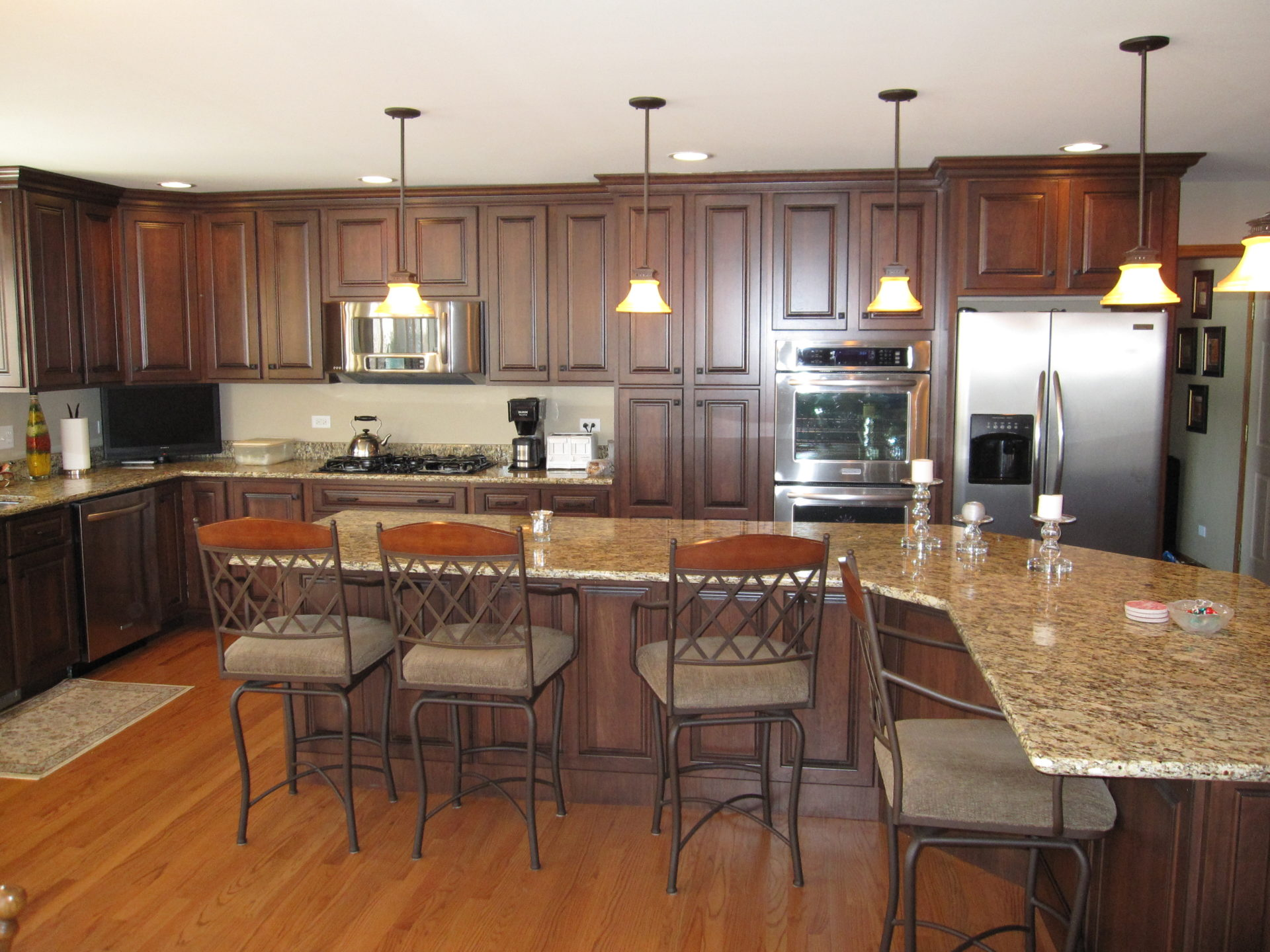 Functionality & Convenience - J&J Construction Kitchen Remodeling