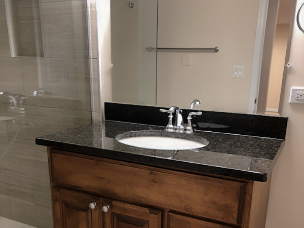 A Naperville Basement And Bathroom Update That Dazzles