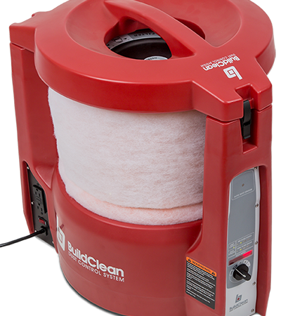 Keeping your home Clean and Healthy during your Naperville Remodel, with BuildClean Air Scrubber