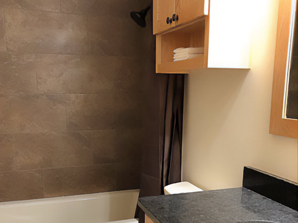An Aurora Guest Bathroom Completes A Great New Look