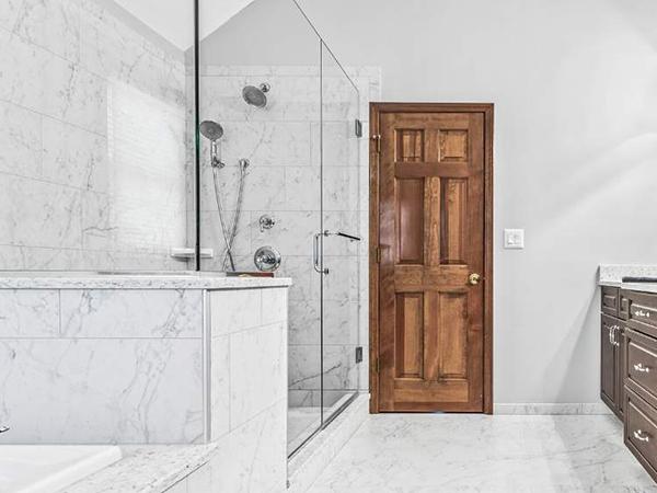 Classic Elegant Master Bath Update in Aurora