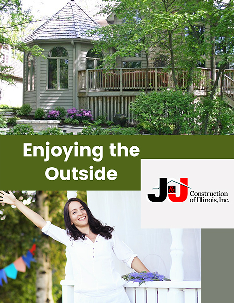 Enjoying The Outside Guide by J&J Construction