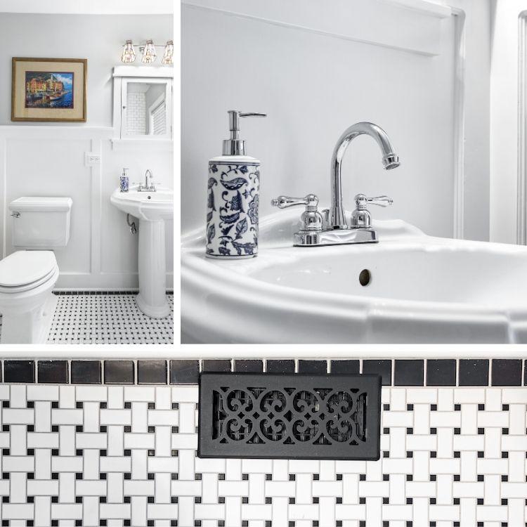 Historic Aurora Bathroom