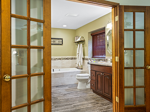 Chicagoland Bathroom Remodeling - Space & Style - J&J Construction