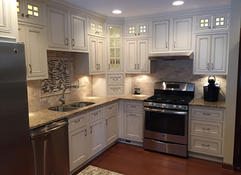 Kitchen Remodeling - J&J Construction