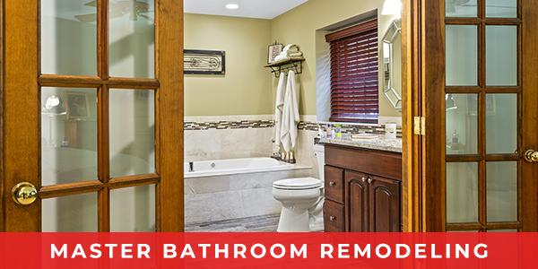 Master Bathroom Remodeling