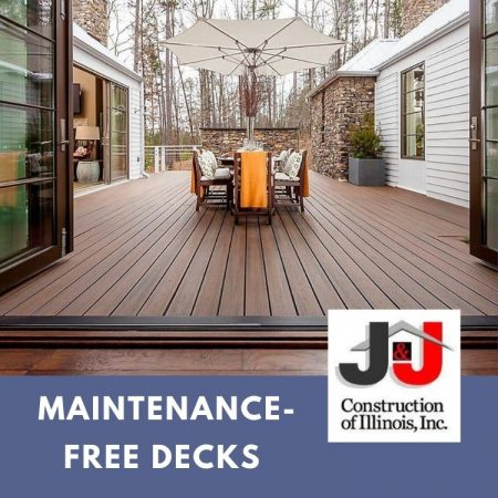 Maintenance-Free Decks - J&J Construction