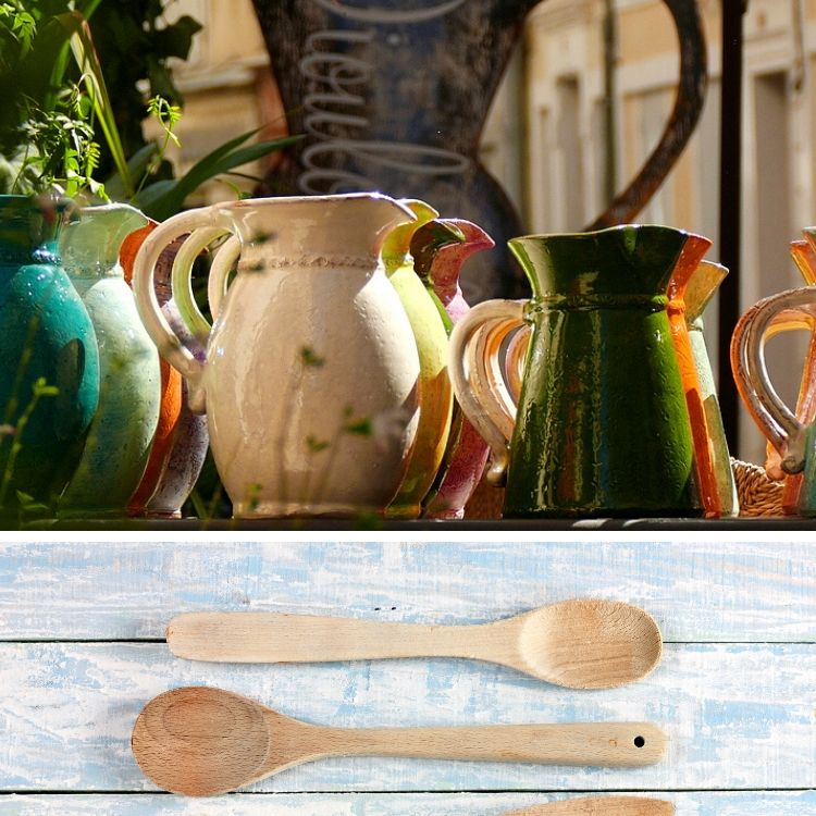 Make it a Green Spring in Your Kitchen