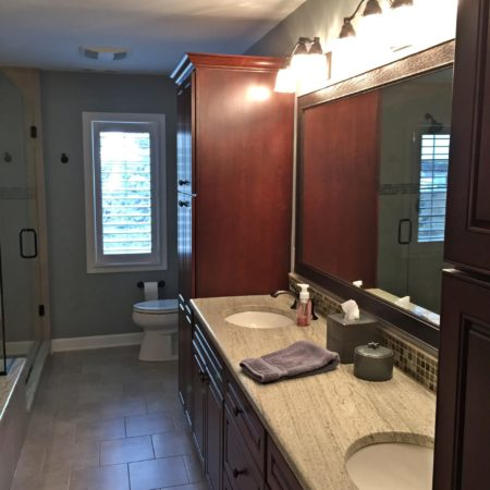 Project Spotlight: Amazing Bathroom Remodel in Aurora