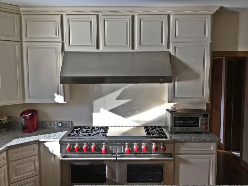 Show Stopping Kitchen Remodel In Naperville J J Construction Of Illinois Inc