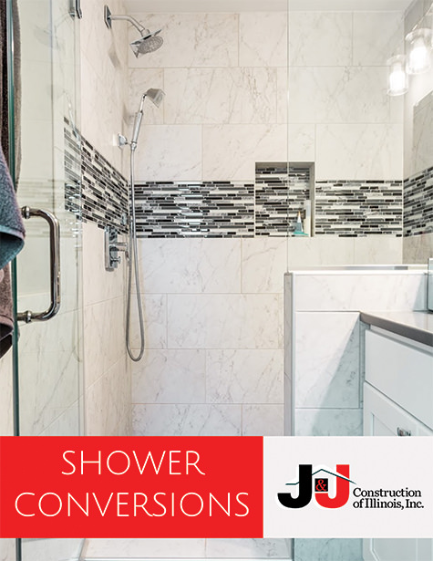 Shower Conversions Guide by J&J Construction