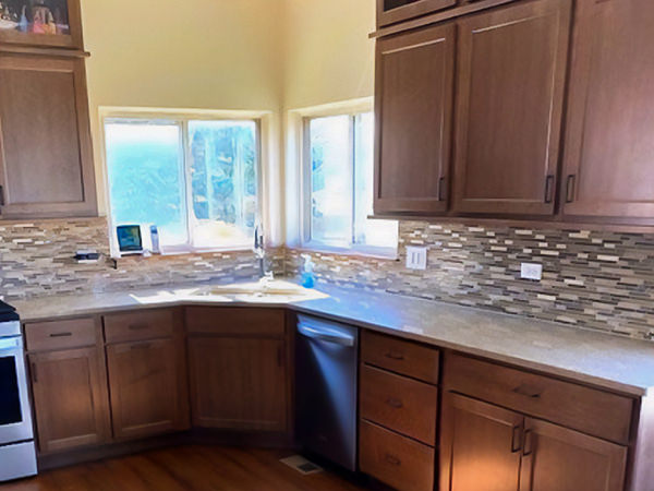Taking a Kitchen to New Heights by J&J Construction