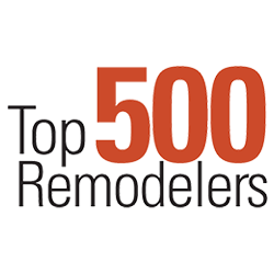 Top 500 Remodelers Award