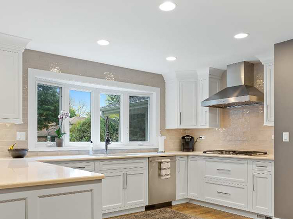 Wheaton Kitchen and Dining Room Transformation - A Great Open Concept Space Appears!