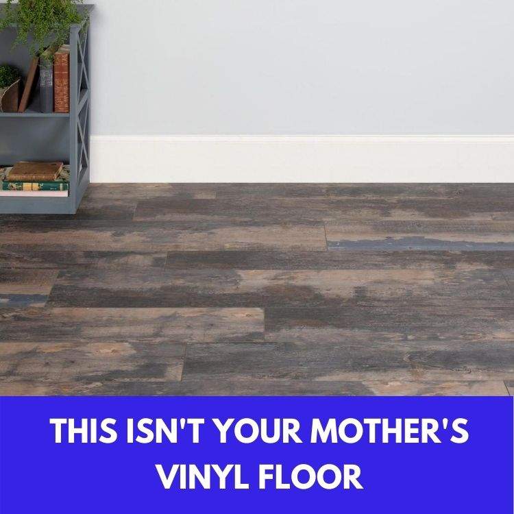 Why Vinyl Flooring Should Be On Your Remodeling Checklist